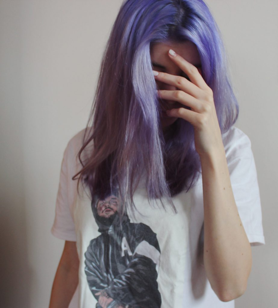 Lilac Haare