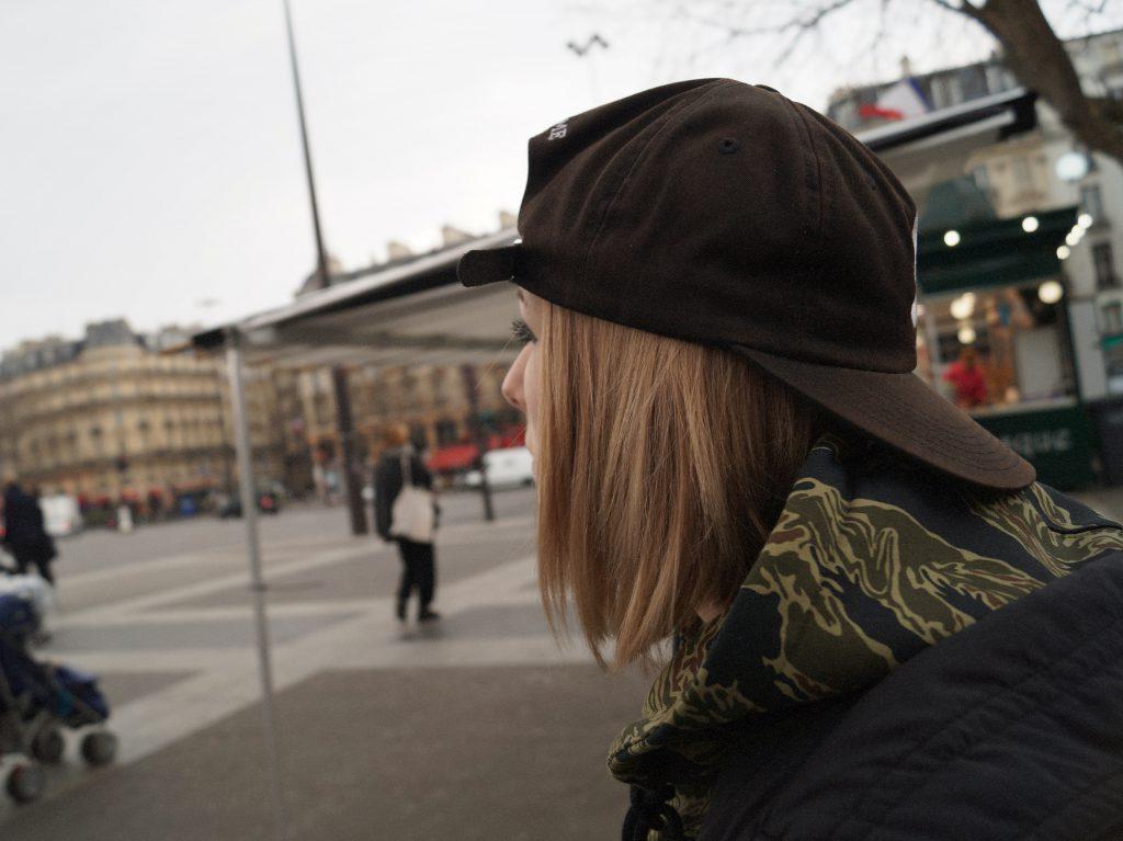Paris Reisetagebuch, Tag 1