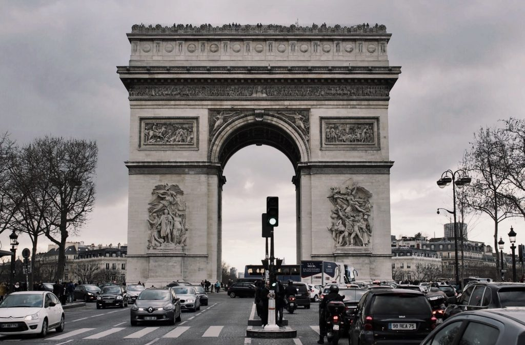 Paris Reisetagebuch, Tag 2