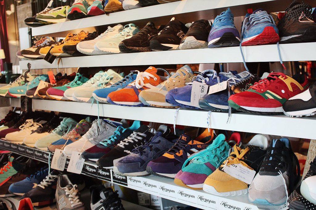 Sneaker X Berg Berlin