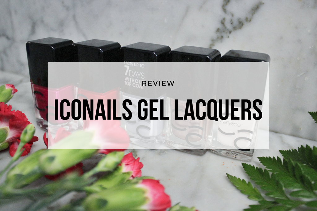 REVIEW: ICONAILS GEL LACQUERS