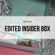 ERSTE UND (LEIDER) LETZTE EDITED INSIDER BOX