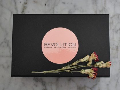 REVIEW: REVOLUTION HIGHLIGHTER UND BANANA POWDER