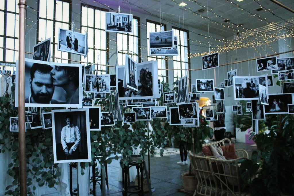 THE WEDDING SHOW BY GALA WITH BELLINI DI CANELLA