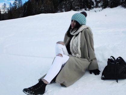 STYLISH IN DIE VERSCHNEITEN ALPEN | Davos
