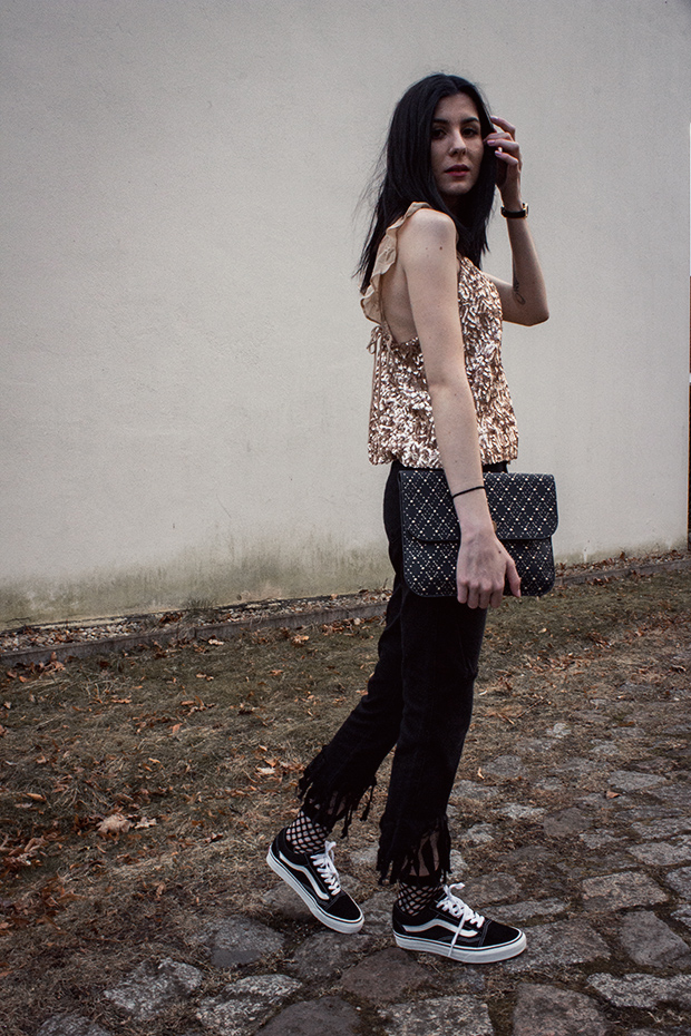 OTTO STYLE CHALLENGE: PARTY OUTFIT WITH SNEAKERS