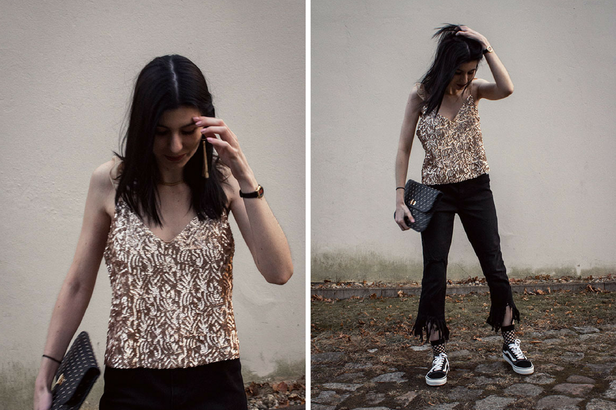 OTTO STYLE CHALLENGE: PARTY OUTFIT MIT SNEAKERS