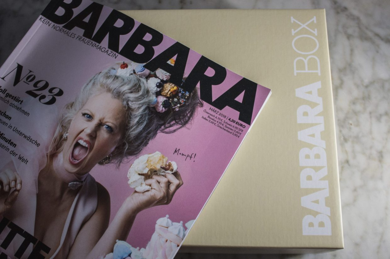 REVIEW: BARBARA BOX - WELLNESSWOCHENENDE