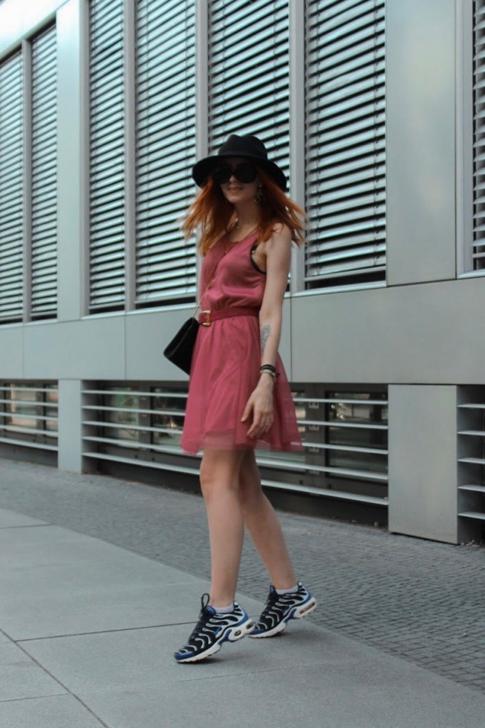 BERLIN FASHION WEEK - OUTFIT NR. VIER: BARBIE GIRL