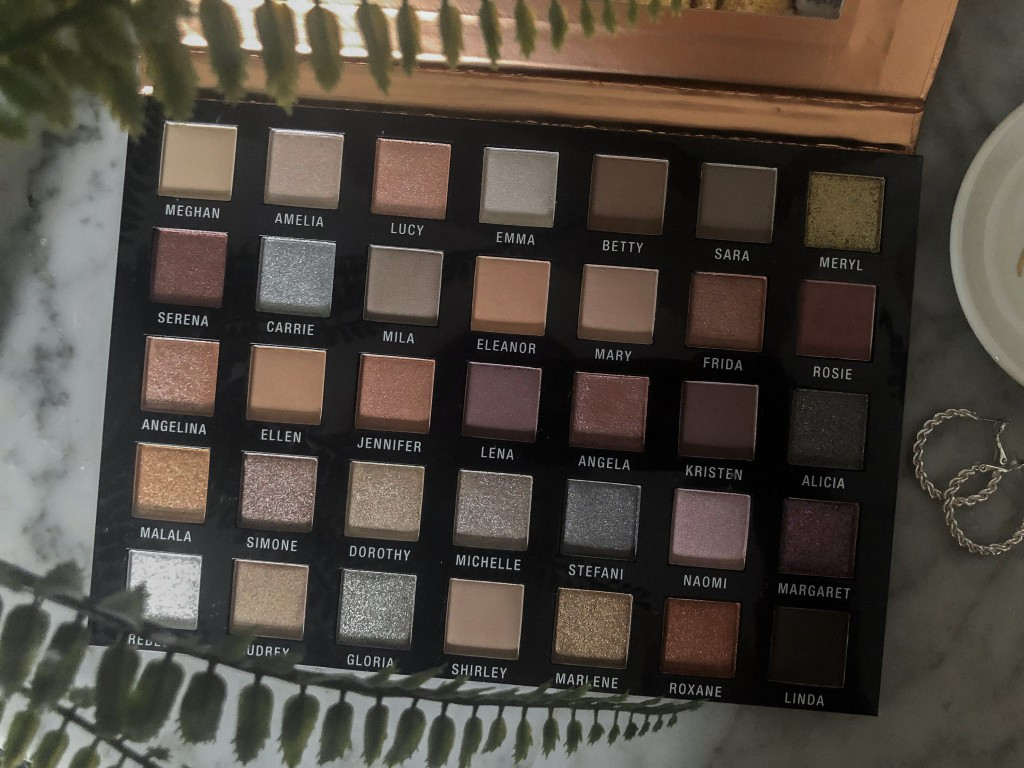 REVIEW: L.O.V PALETTE - THE CHOISE IS ALL YOURS