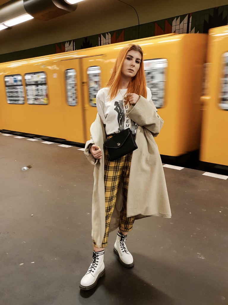 Berlin Fashion Week Look 1