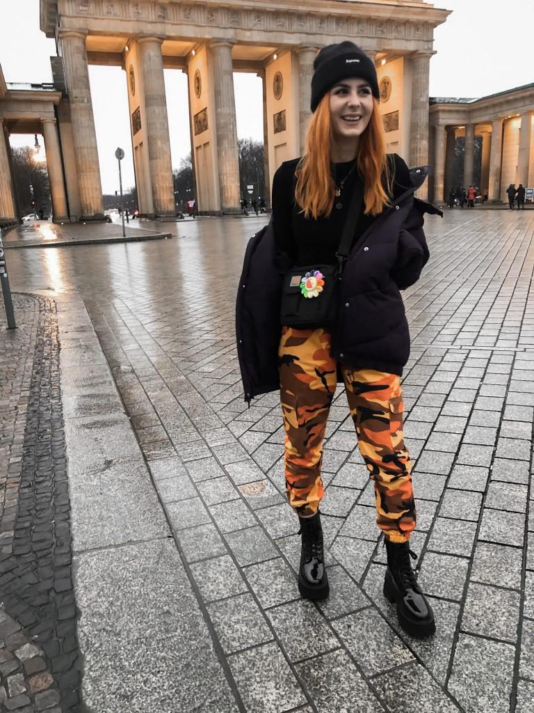Berlin Fashion Week Look 2