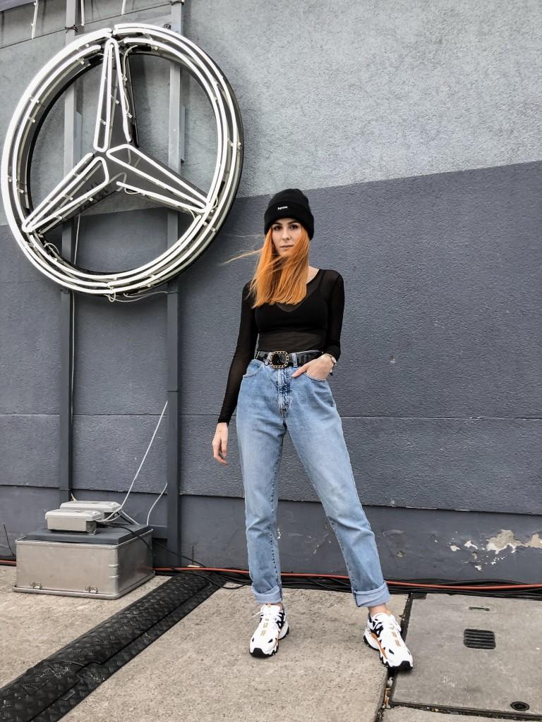 Berlin Fashion Week Look 3