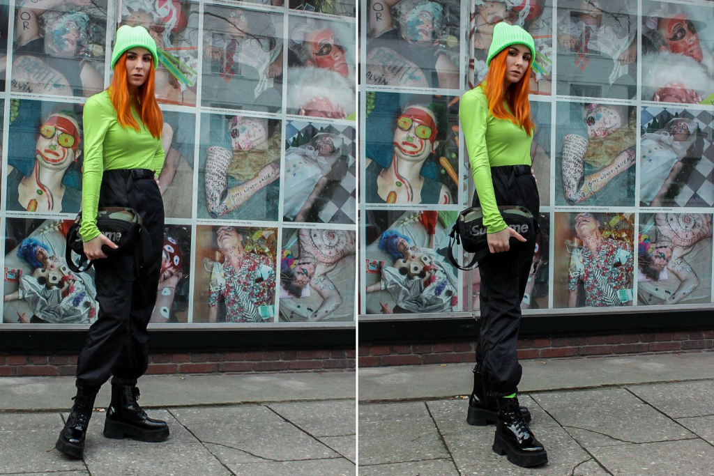 LIME NEON VIBES | Berlin