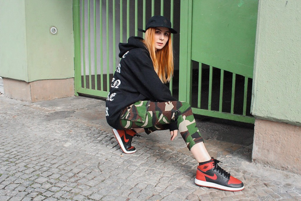 STREETWEAR IS NOT ONLY FOR MEN | Berlin