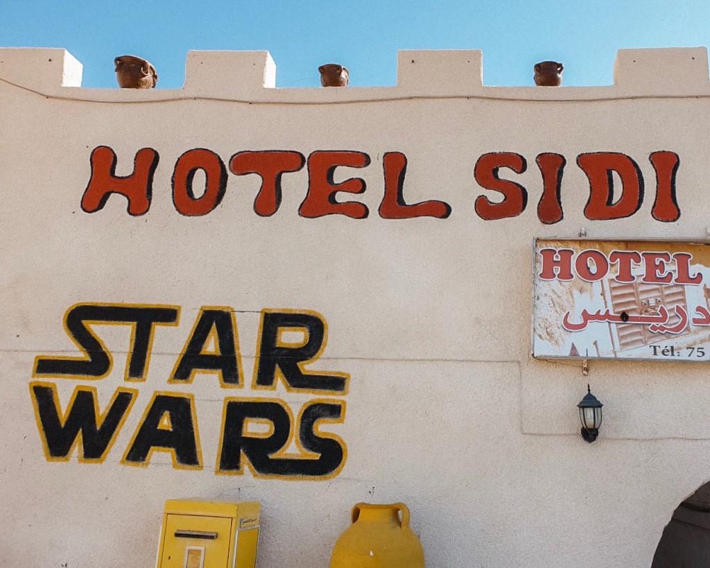 Djerba Travel Guide - Star Wars