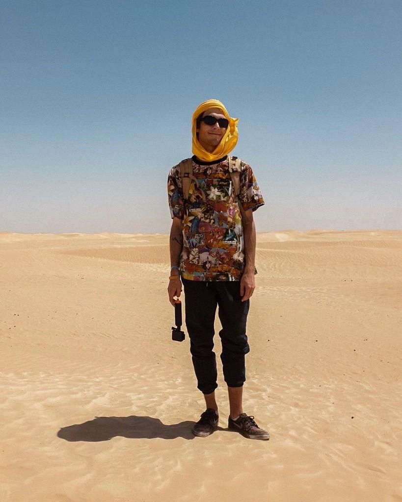Djerba Travel Guide - Douz Desert