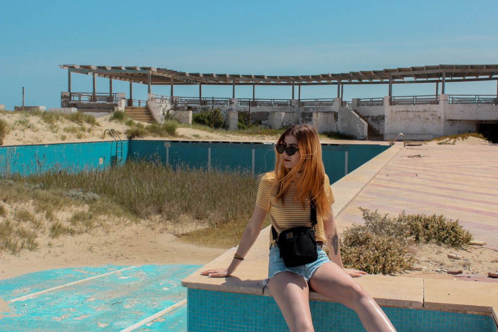 LOST PLACES - EXPLORING THE ABANDONED HOTEL TANIT IN DJERBA